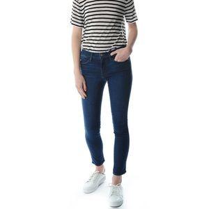 Frame Denim Le High Skinny Eton Avenue Jeans